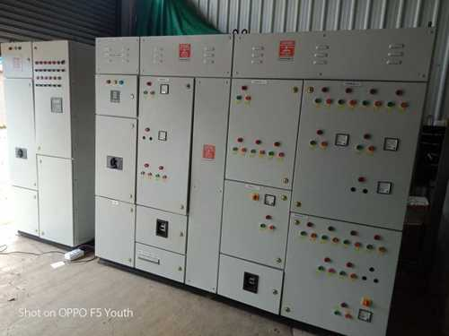 Low Maintenance Control Panel