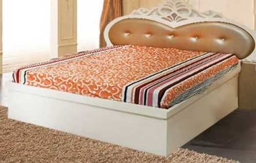 Modular Pure Wooden Bed