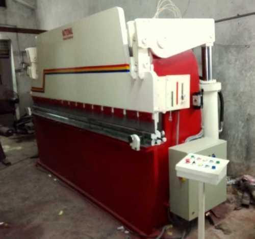 Semi Automatic Hydraulic Press Break Machine