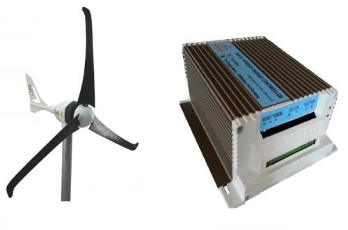 Wind Turbine Charge Controller