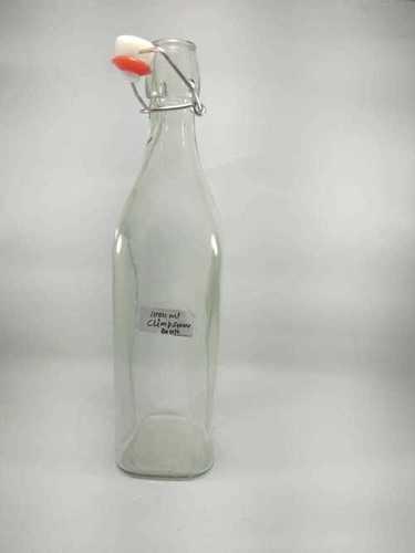 Climp Square Bottle 1000 ML
