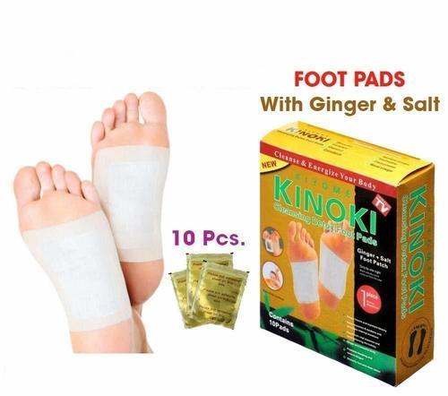 Kinoki Acupressure Foot Pads