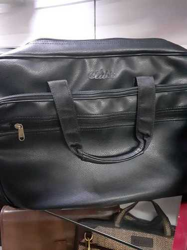 Plain Pure Leather Bags
