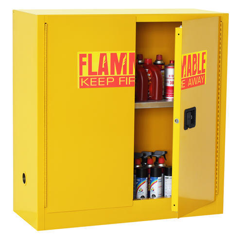Fire Proof Safety Cabinet - Solvent