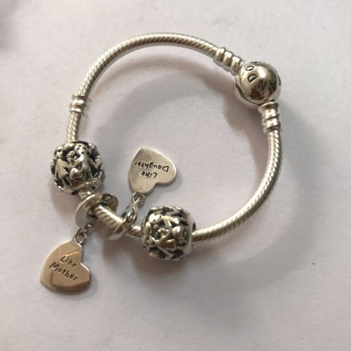 925 Sterling Silver Pandora Charm