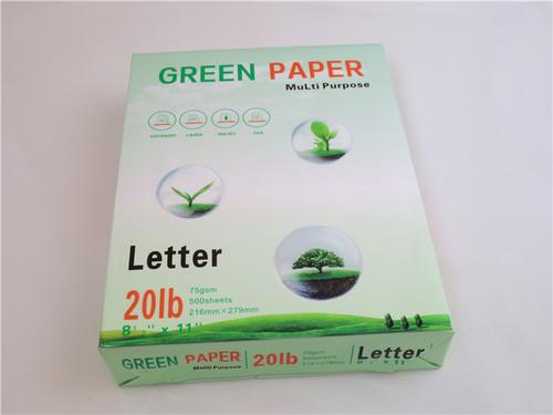Copy Paper US Standard Letter Size 8.5x.11