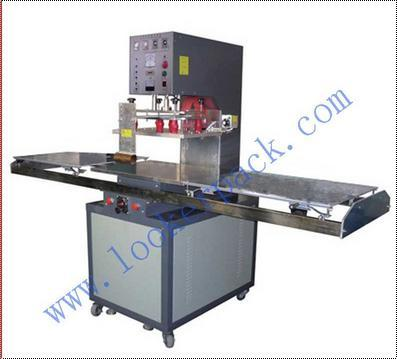 8kw Push Style High Frequency Plastic Welding Machine