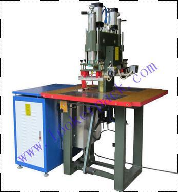 Double Stations High Frequency Plastic Welder
