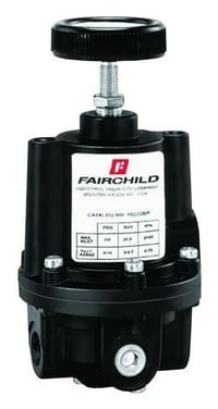 Fairchild Aluminum Precision Regulator