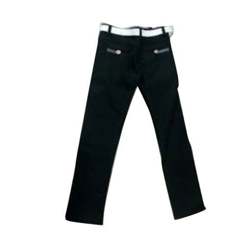 Fashionable Kids Black Jeans