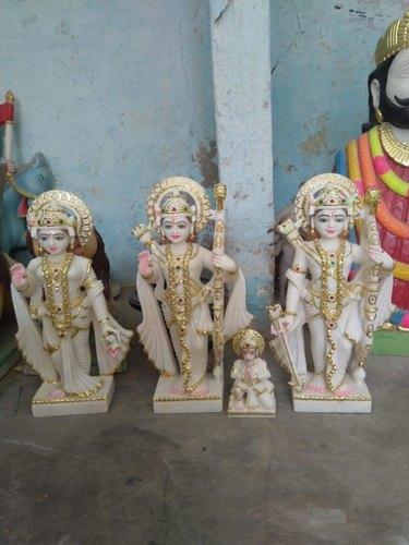 Ram Laxman Seeta Statue