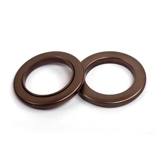 Round Brass Eyelet Ring