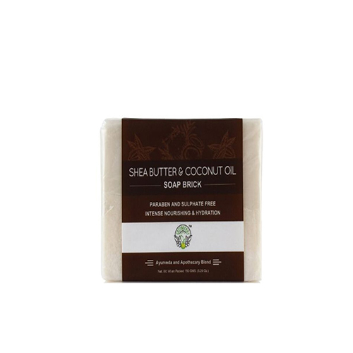 Shea Butter And Coconut Oil Soap