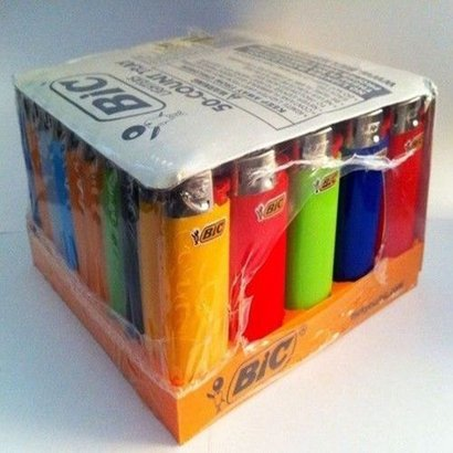 Disposable Plastic Bic Lighters Certifications: Iso