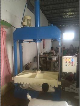 Hydraulic Baler Press Machine