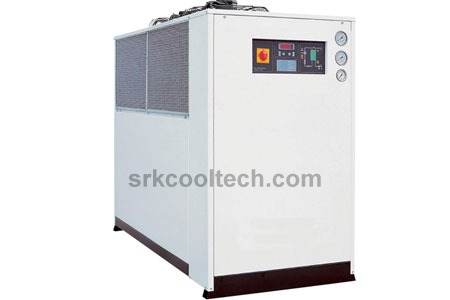 Industrial Process Chillers Plants