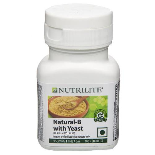 NUTRILITE Natural B with Yeast (100 N Tablets)