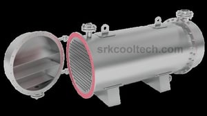Shell And Tube Condensers