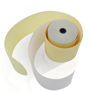 Two Ply Carbonless Paper Roll