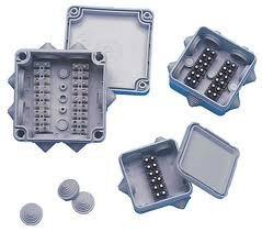 Alluminium Rectangular Junction Boxes