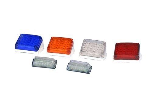 Ambulance Blinkers Flashing Lights
