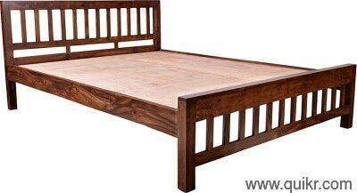Classic Solid Wooden Bed