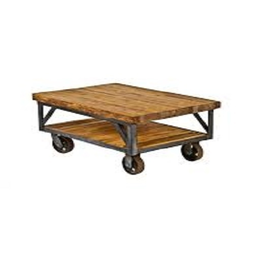 Contemporary Industrial Coffee Table