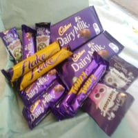 Dairy Milk Chocolate 95g