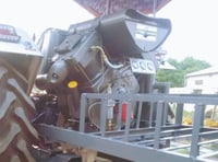 High Performance Tractor Mounted Compressor