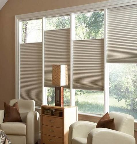 Corrosion Resistant Honeycomb Blind