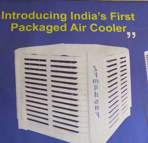 Plastic Packaged Air Cooler
