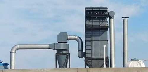 Stainless Steel Industrial Chimney