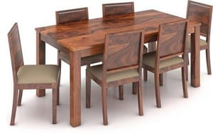 Traditional Solid Wood Dining Table