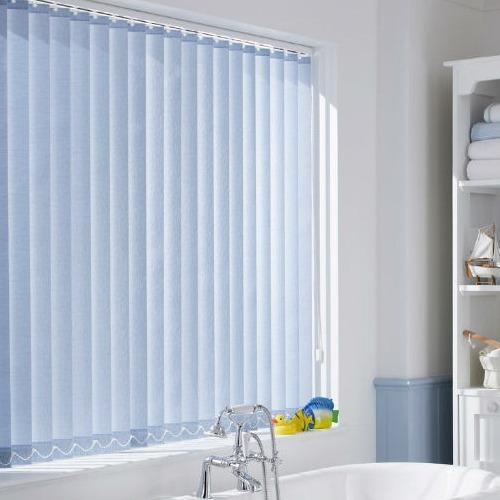 Vertical Plain Window Blind