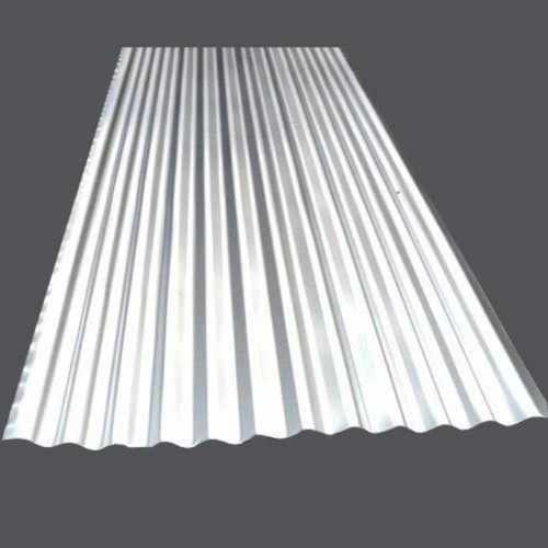 Plain Corrosion Resistant Gi Roofing Sheets At Price 200 Inr Piece In Chennai Id 6277109