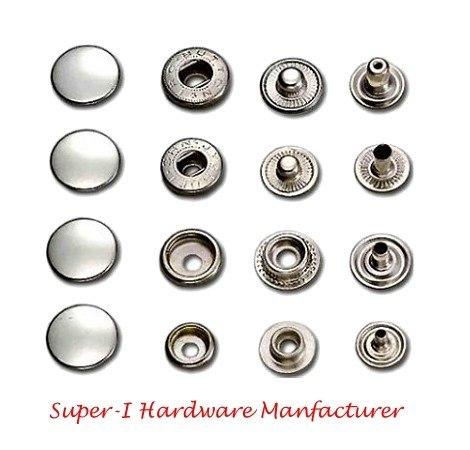 Metal Cap Snap Button