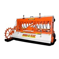 Tractor Rotavator And Roto Seed Drill
