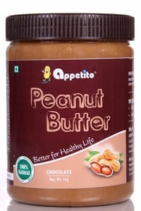 Natural Chocolate Peanut Butter
