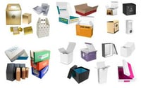 Paper Printed Packing Boxes