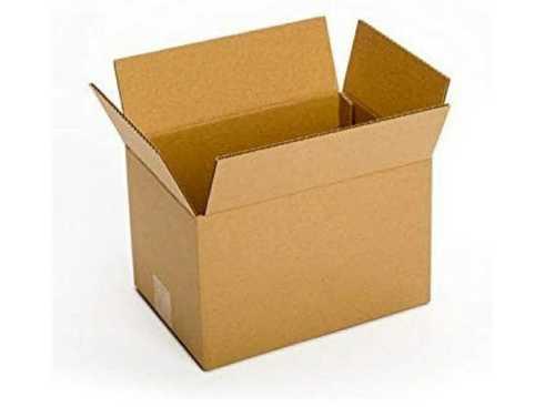 Square Shape Corrugated Box