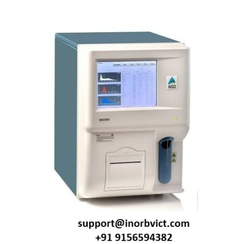 5 Part Hematology Analyzer