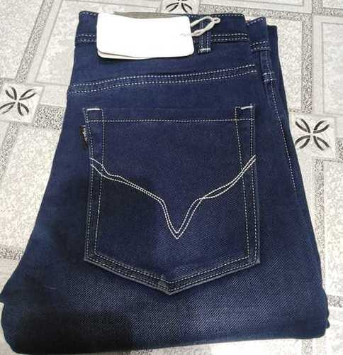 Blue Color Mens Jeans
