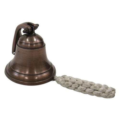 Brown Antique Nautical Ship Bell