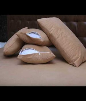 Plain Pillow Protector Cover