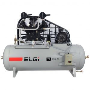 3-40 HP Single and Two-Stage Industrial Piston Compressor