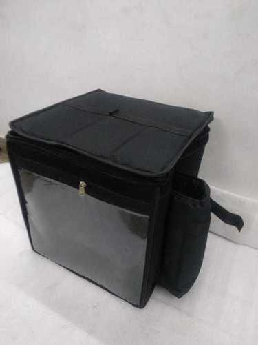 Black Cake Delivery Cooler Bags