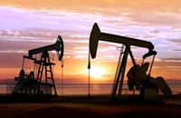 Light And Heavy Crude Oil