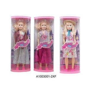 Plastic Toy Doll Without Battery