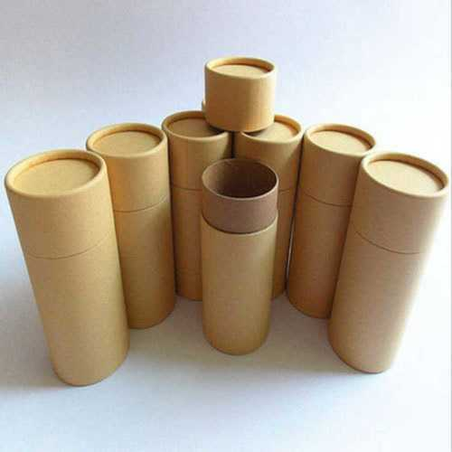Round Shaped Crafted Paper Tubes
