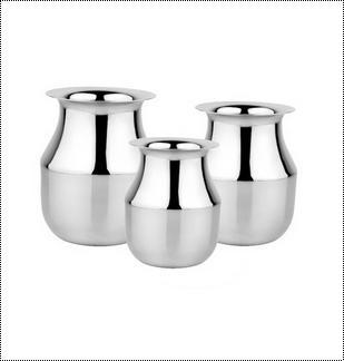 Anti Corrosive Stainless Steel Lota